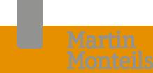 Logo Martin Monteils