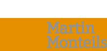Logo Animé Martin Monteils